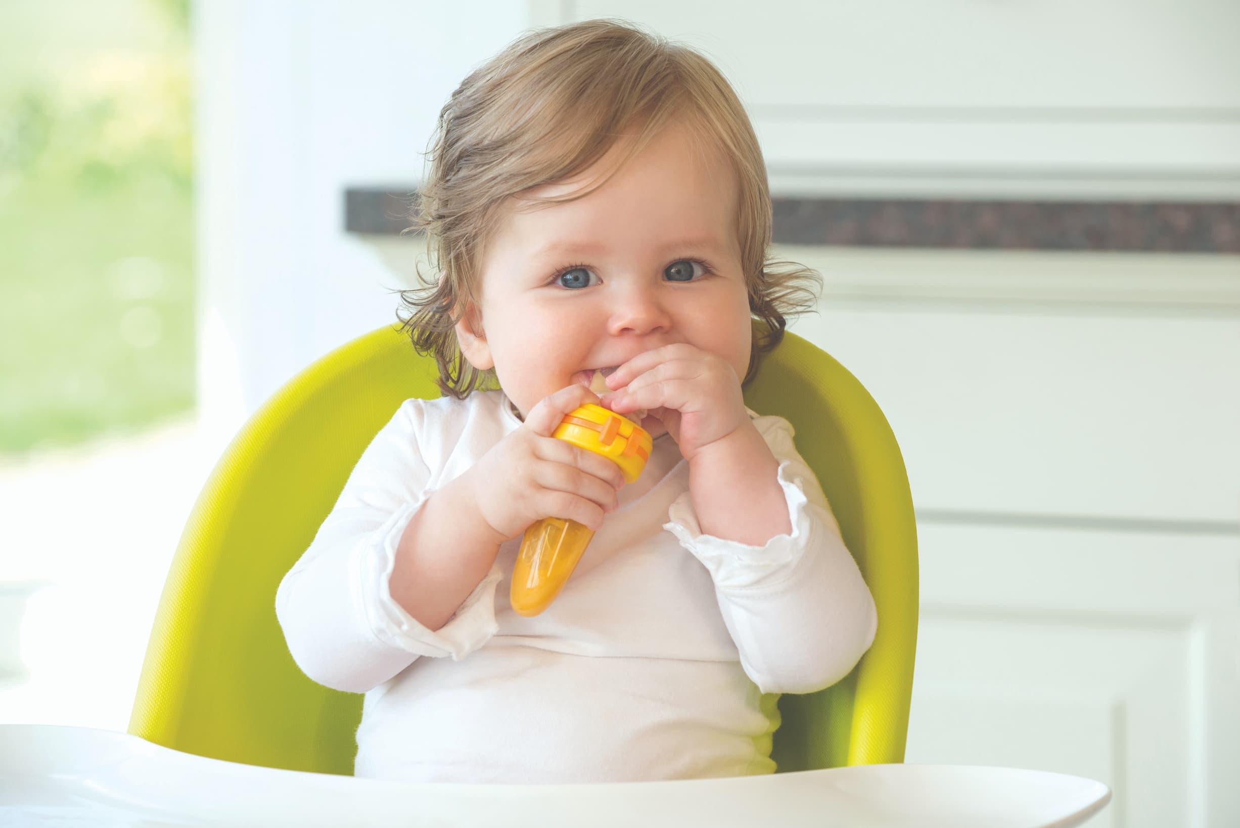 Cai sữa để ăn dặm: Cách thực hiện ở mọi lứa tuổi - Phần 2