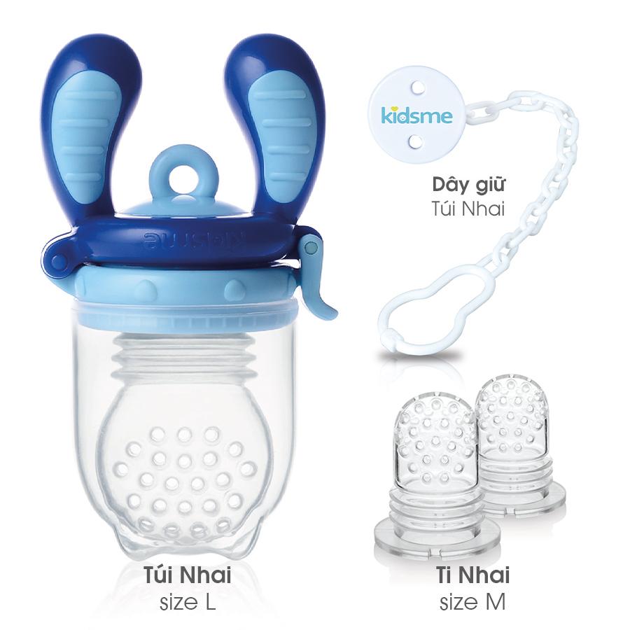 Combo Tiêu Chuẩn kidsme - Cho Bé từ 4 Tháng tuổi